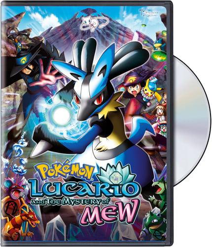 Pokémon: Lucario and the Mystery of Mew by Viz Media, LLC.