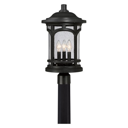 Quoizel Marblehead MBH9011 Outdoor Post Lantern