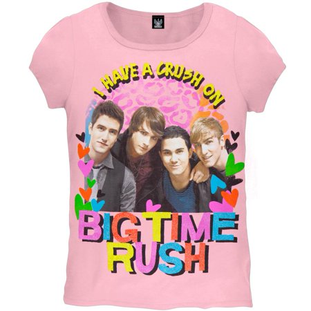 Big Time Rush - Crush Girls Youth - Big Time Rush Halloween Big Night