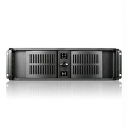 iStarUSA D-300L-BK-TS669 iStarUSA Case D-300L-BK-TS669 3U Rackmount High Performance USB2.0 with 7 Touch Screen LCD