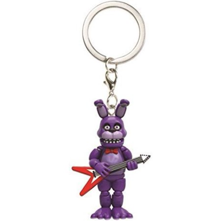 Funko Pocket Pop  Keychain  Five Nights At Freddys Bonnie Keychain