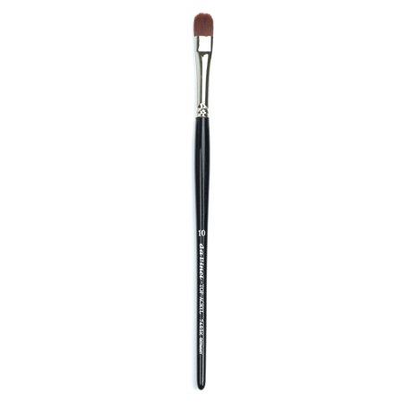 - da Vinci Brush Plein Air Top-Acryl Brush, Short Handle, Filbert, 10