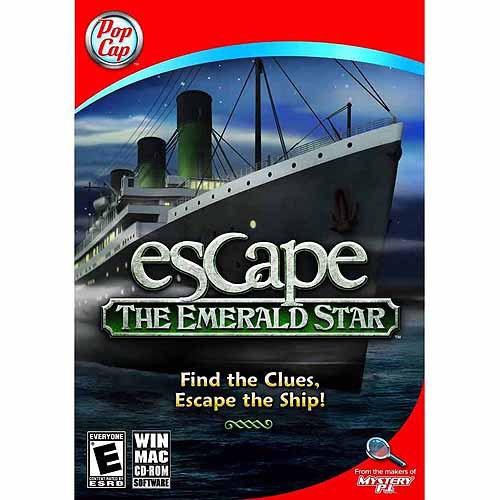 Electronic Arts Escape: The Emerald Star (Digital Code)