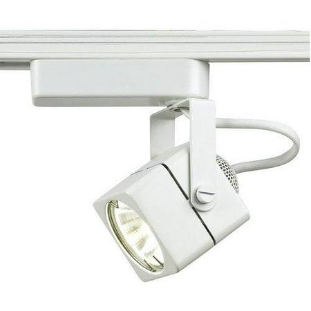 WAC Lighting 50W MR16 Premium Low Voltage White J Series Track Head