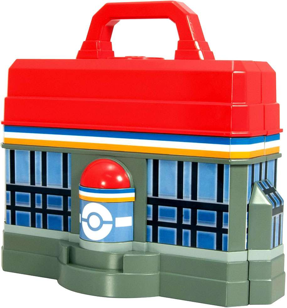 TOMY Pokemon Black & White Play n Store Carry Case