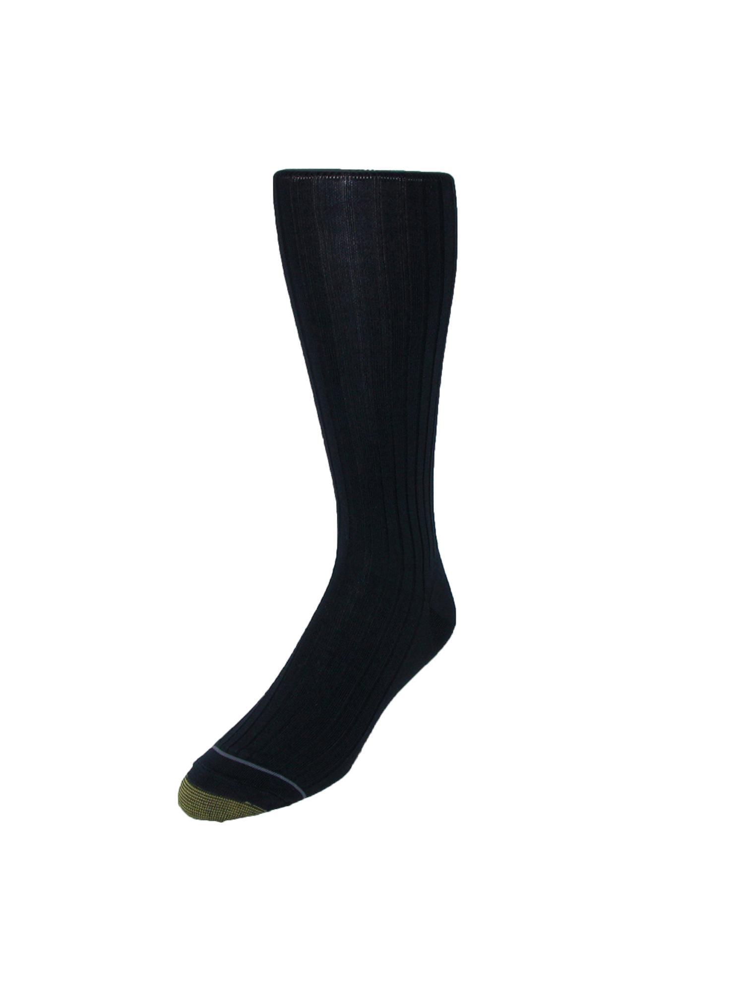 Men's Gold Toe 794H Canterbury Over The Calf Dress Socks - 3 Pack