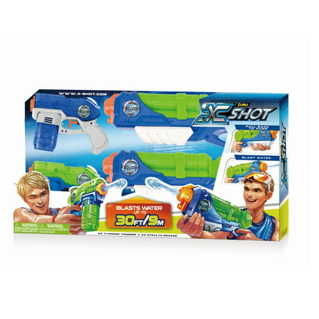 X-Shot Water Blaster Value Pack](Pirate Water Pistol)