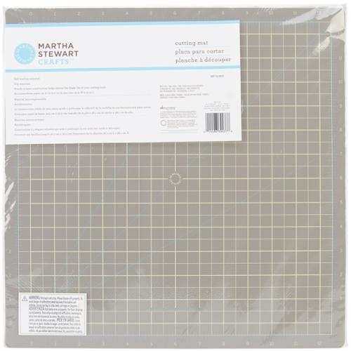 "Martha Stewart Cutting Mat 12""X12""-"