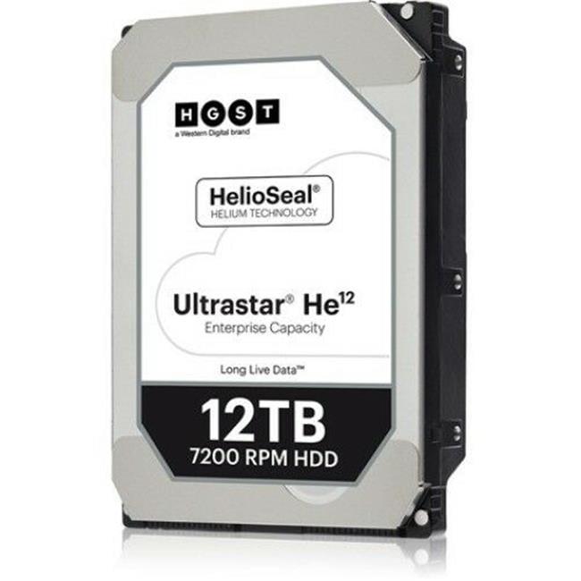HGST 0F30141 3.5 inch 12TB ES 72000RPM 256MB SATA Hard Drive