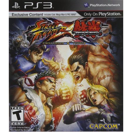 Playstation 3 - Street Fighter X Tekken