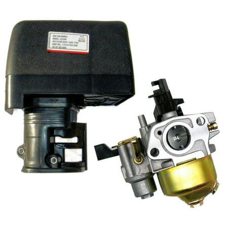 Perfect Fit Engine Assembly (Fits Honda GX160 5.5 HP Carburetor & Air Box Assembly Honda 5.5hp Gasoline Engines )