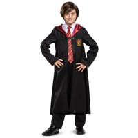 Disguise Harry Potter Boys Gryffindor Robe with Tie Halloween Costume Exclusive