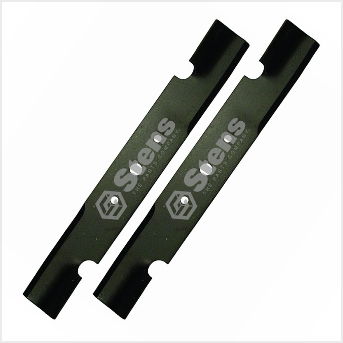 Stens Notched Air-Lift Blades Scag & Other Brands, 2 Blad...