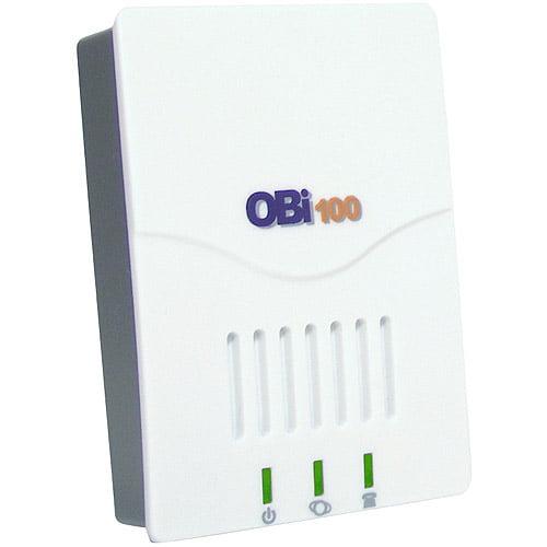 Obihai Obi100 Voip Telephone Adapter And