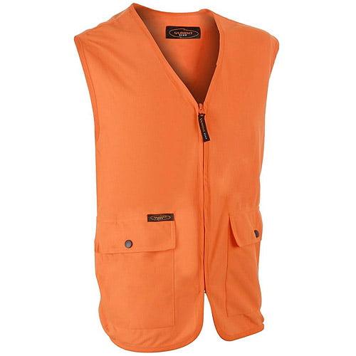 Yukon Gear Orange Field Vest
