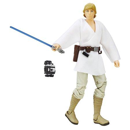 : A New Hope Black Series 6 Inch Luke Skywalker, Detailed 6-inch figure looks like Luke Skywalker from Star Wars: A New Hope By Star Wars](Luke Skywalker Lightsaber For Sale)