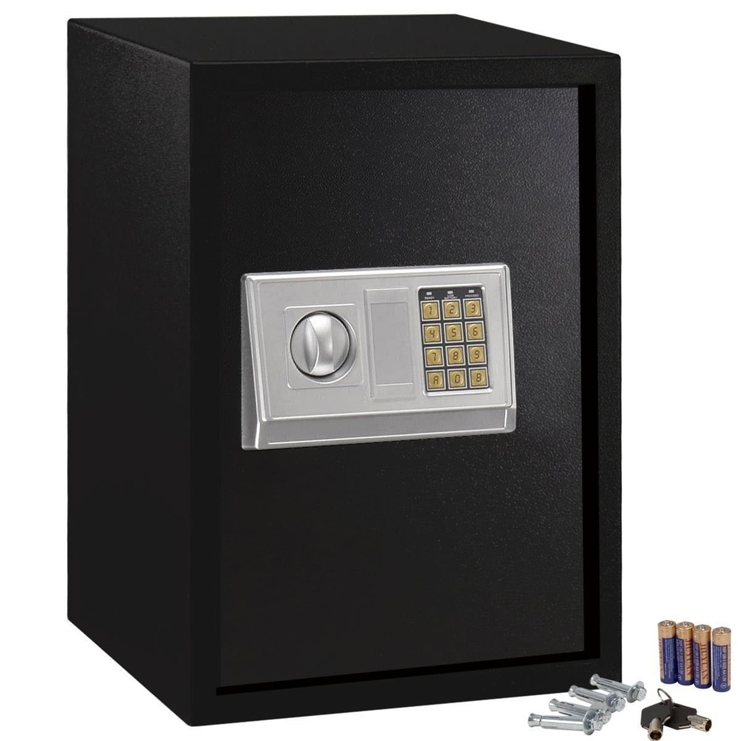 Costway Home Office Hotel Large Digital Electronic Keypad Lock Security Gun Safe Box by Costway