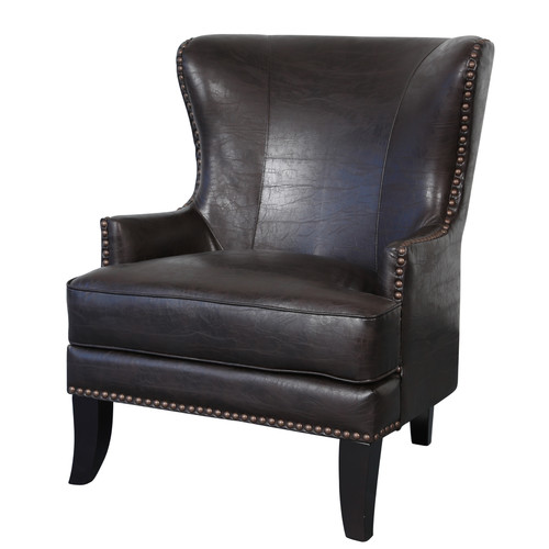 Porter Designs Grant Wingback Chair