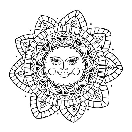 Wall Size Coloring Pages