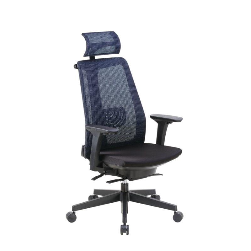 chair with headrest. chair with headrest