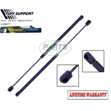 2 Pieces (SET) Tuff Support Front Hood Lift Supports 2000 To 2004 Pontiac Bonneville / 1999 Oldsmobile Eighty Eight 88 / 2001 To 2003 Oldsmobile Aurora