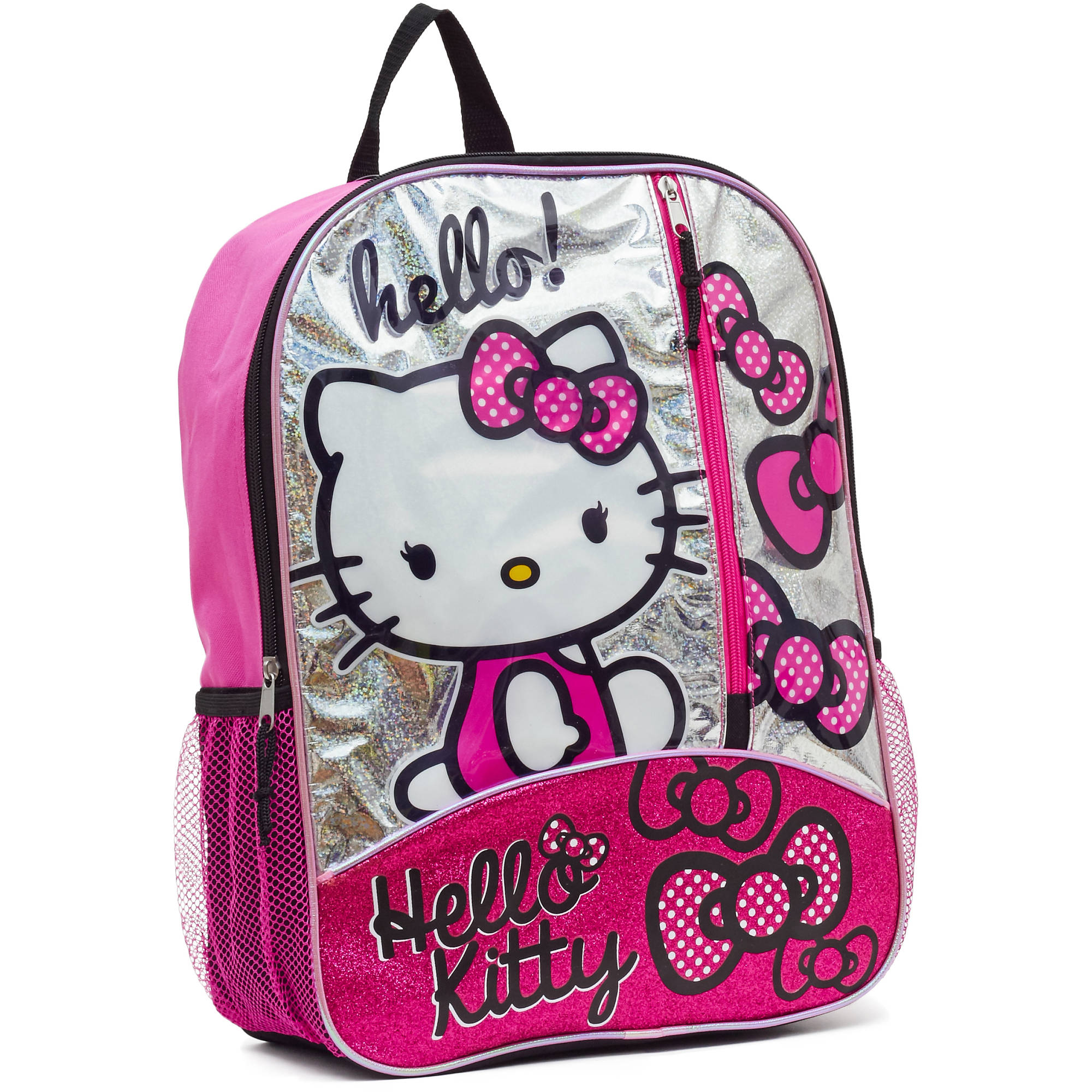 Black and white hello kitty shower curtain - Hello Kitty Backpack