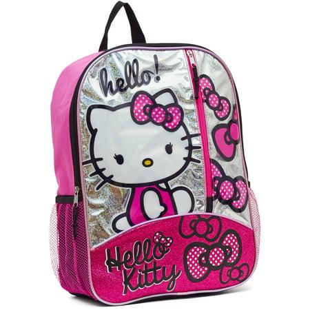 2d4e758537 Hello Kitty - Hello Kitty Backpack - Walmart.com