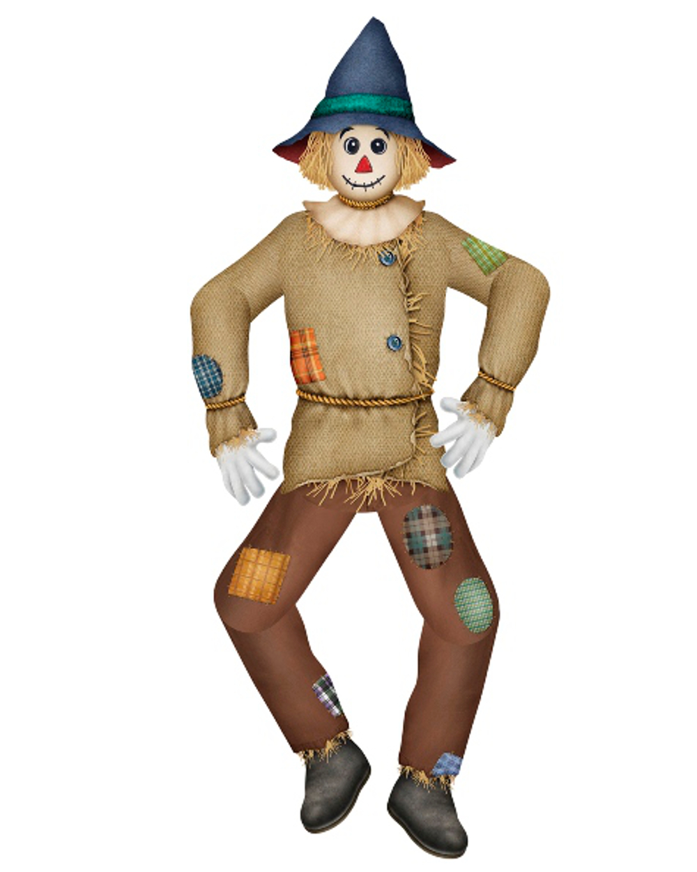 5 jointed scarecrow walmart com