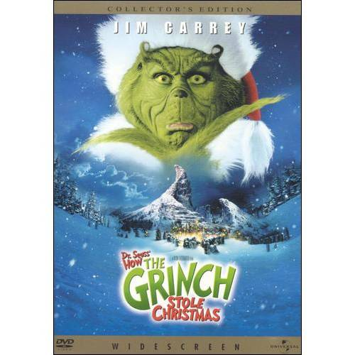 Dr. Seuss' How The Grinch Stole Christmas (Collector's Edition) (Widescreen)