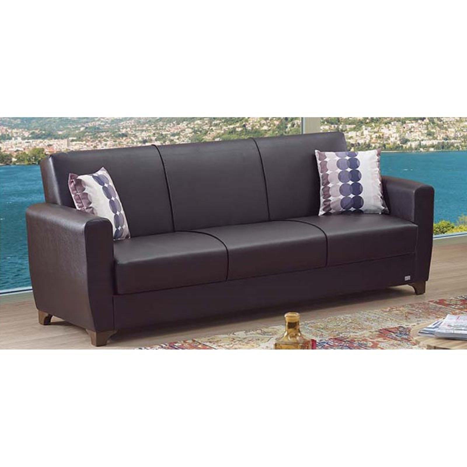 Empire Furniture USA Queens Convertible Sofa
