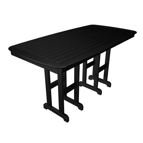 POLYWOOD Nautical Pub Table by Polywood