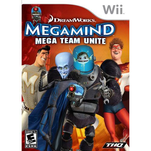 Megamind Mega Team Unite (Wii)