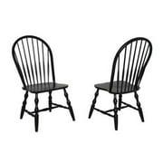 Sunset Trading Windsor Spindleback Dining Chair (Set of 2)