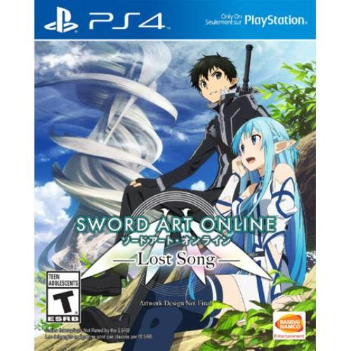 Namco Sword Art Online: Lost Song - Role Playing Game - Playstation 4 (12032_2)