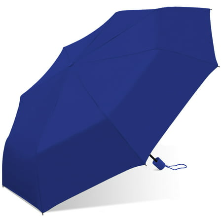 42 super mini umbrella featuring windproof frame, rubber spray handle, waterproof