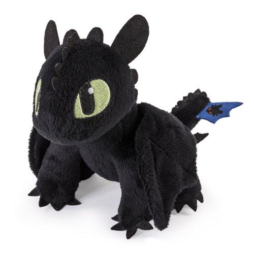 Dreamworks Dragons Race To The Edge 8 Premium Plush Blue Tail