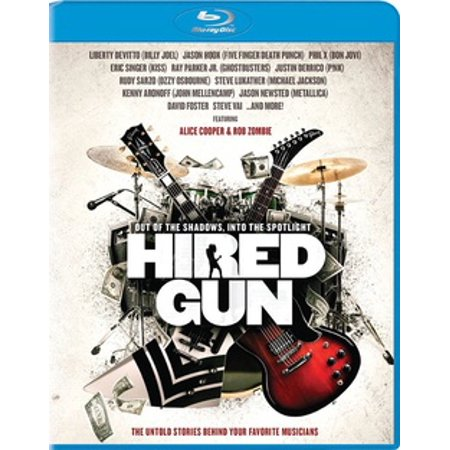 Hired Gun: Out of the Shadows, Into the Spotlight