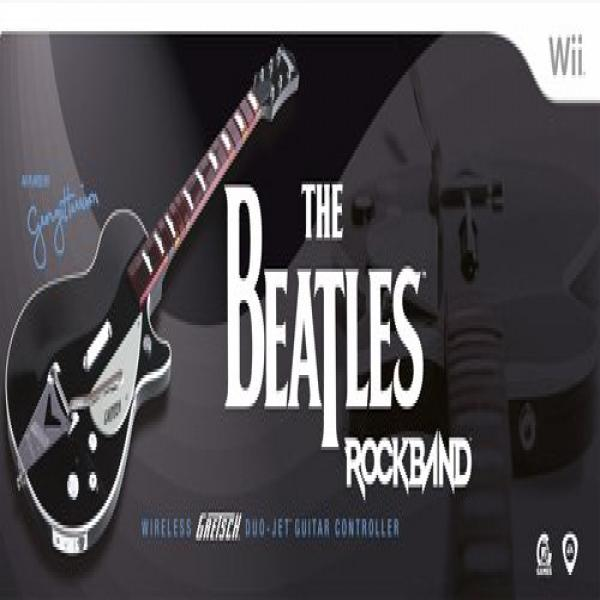 Electronic Arts The Beatles: Rock Band Wii Wireless Grets...