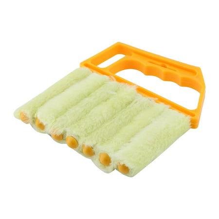 Ejoyous Mini nettoyeur tenu dans la main, nettoyeur de nettoyeur de climatiseur de fenêtre aveugle vénitien de brosse - image 8 de 11