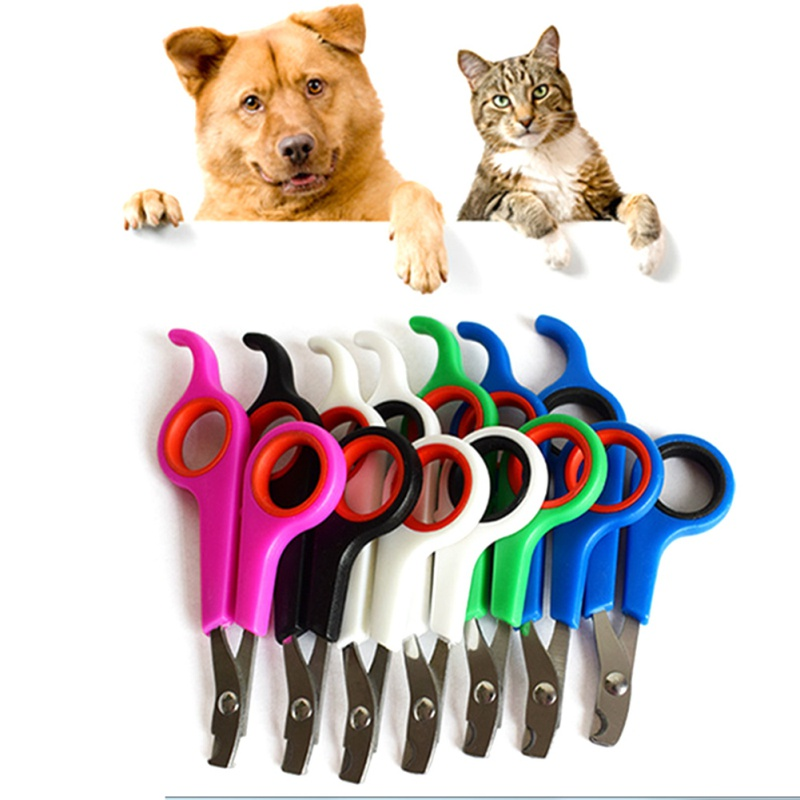 Chicdog Pet Dog Cats Bird Toe Claw Grooming Stainless Steel Scissors Nail Clippers