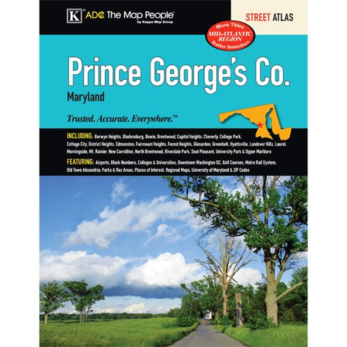 Universal Map Prince George's County Atlas