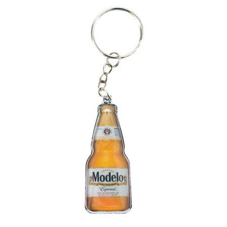 Modelo Especial Beer Bottle Keychain Opener