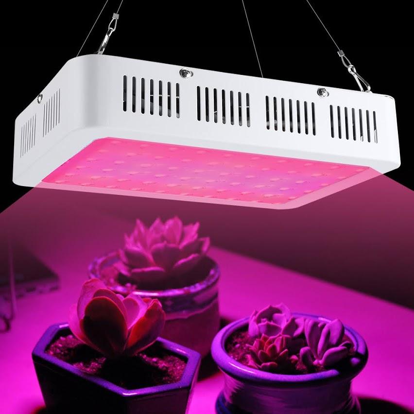 600W LED Plant Grow Light Full Spectrum Lamp Indoor Greenhouse Veg & Flower