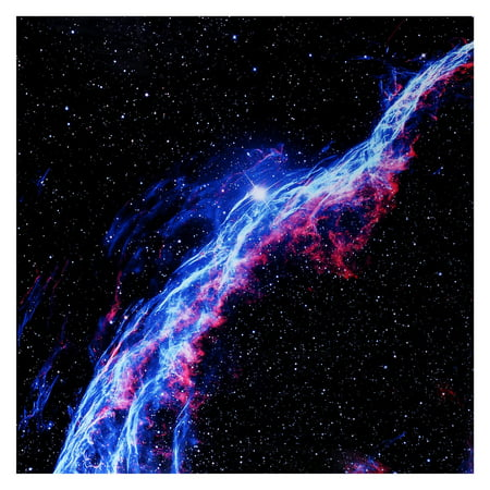 Yosemite Home Decor Universe Tempered Glass Wall Art ()