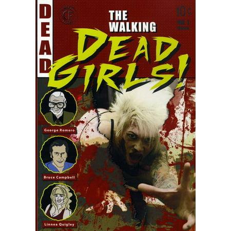 Walking Dead Girls (DVD)](Girl Walking Dead)