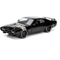 1:24 Fast & Furious 8 - Dom's '72 Plymouth GTX