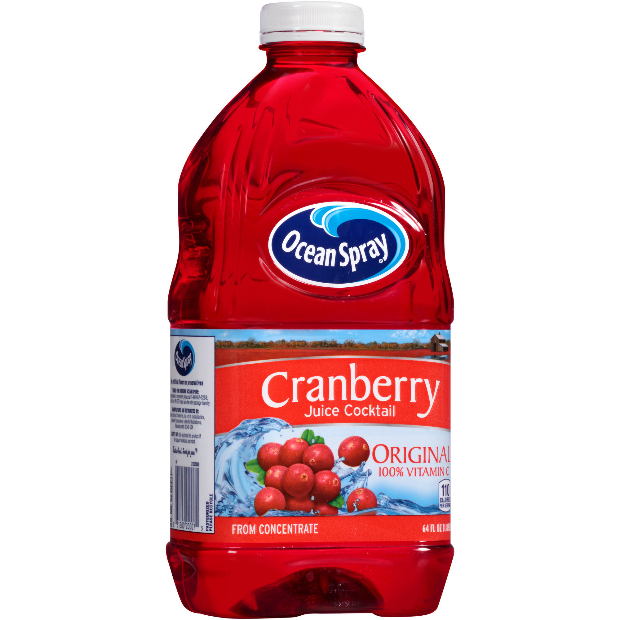 Ocean Spray Cranberry Juice Cocktail, 64 Fl Oz