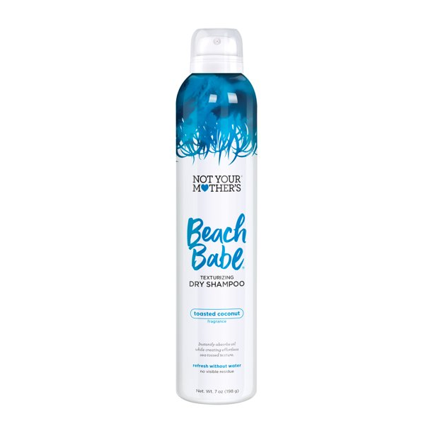 Not Your Mother's Beach Babe Texturizing Dry Shampoo Spray, 7 oz