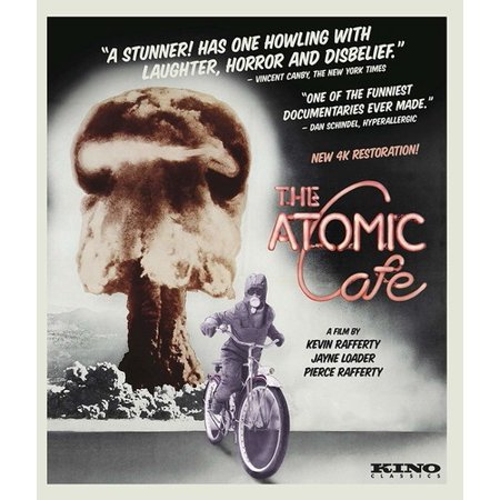Atomic Betty Christmas (The Atomic Cafe (Blu-ray))