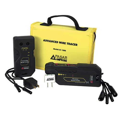 amprobe at 1000 advanced wire tracer for energized de energized and rh walmart com House Wiring Guide Old House Wiring
